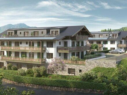Bergblick: 3-Zimmer-Dachgeschoss Top A13