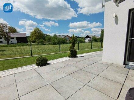 Traum-Gartenwohnung Mattighofen, 130 m2 Luxus im Grünen!!