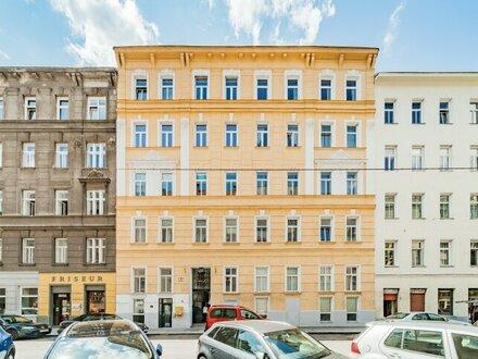 IDEAL FÜR STUDENTEN! Attraktive 3-Zimmer Wohnung im Altbaustil in 1030 Wien zu vermieten