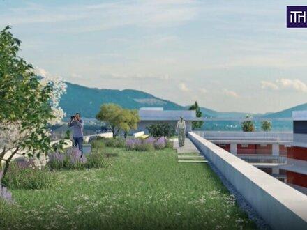 Letztes PENTHOUSE mit 102m² Wohnfläche im 6 Obergeschoß in Puntigam - TOP Infrastruktur - Provisionsfrei! RIESEN FREIFL…