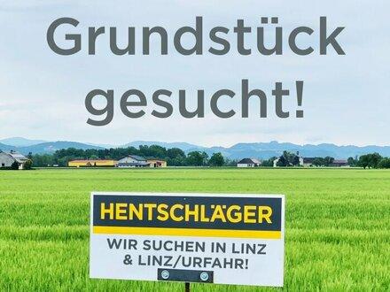 Grundstück in Linz & Linz/Urfahr gesucht!