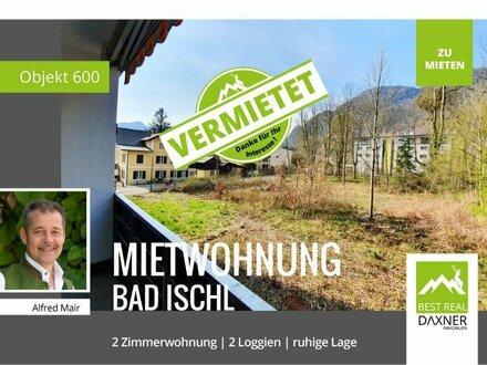 Vermietet! Solide 2-Zimmer Mietwohnung in Bad Ischl