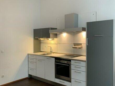 Gesamte Geschoßfläche mit derzeitiger Bürowidmung - Entwurfsplanung für Umbau in 2 Wohnungen vorhanden