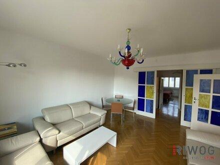 Beim Augarten - großzügige Zwei-Zimmer-Wohnung im 5. Liftstock - Nähe Taborstraße und Praterstern
