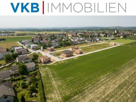 Projekt Kornfeld - Doppelhaushälfte in Naarn zu verkaufen