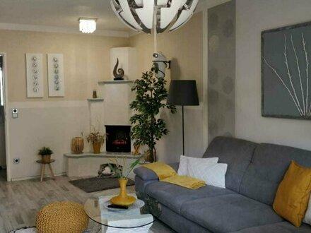 TRAUMHAFT wohnen in WALS, 3 Zimmer Wohnung mit sonniger Loggia