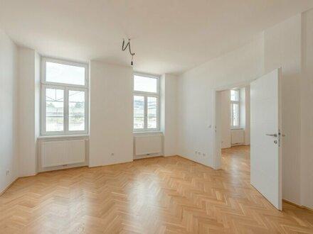 ++NEU++ Fantastischer generalsanierter 2-Zimmer Altbau-ERSTBEZUG, gute Ausstattung!