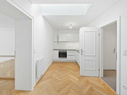 Elegant sanierte 1-Zimmer Wohnung nahe Lugeck