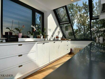 Außergewöhnliches Architekten-Penthouse Teilmöbliert!