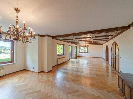 ++NEU++ Herrschaftliche Villa in absoluter RUHELAGE mit Pool und toller uneinsehbarer Gartenanlage!