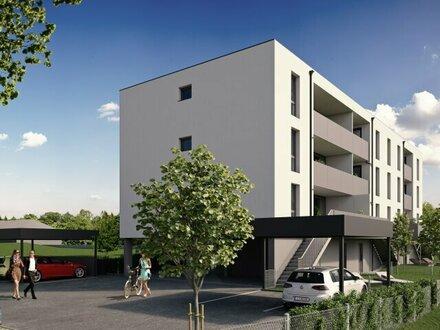 Naturell & Hell - Top C9 + 100m² Garten (derz. reserviert) - Geförderte Wohnung in Langenstein!