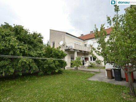 Tolles 2-Familien-Haus mit Garten (oberer Stock komplett eingerichtet) in Herzogenburg zu verkaufen zwischen Krems und…