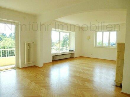 Große 4-Zimmer-Etagenwohnung Top Lage Aigen/Glasenbach