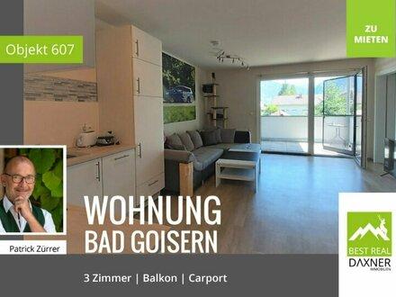 3-Zimmer Mietwohnung am Hallstättersee - Bad Goisern