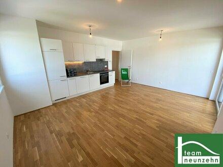 Idyllische Umgebung! Moderne Neubau-Erstbezugswohnung in ruhiger Lage! Wohlfühlen garantiert! 2-Zimmer + Garagenplatz!
