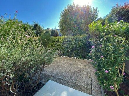 Sonnige 3 Zimmer Gartenwohnung | mit Tiefgaragenplatz | in Saalach Nähe