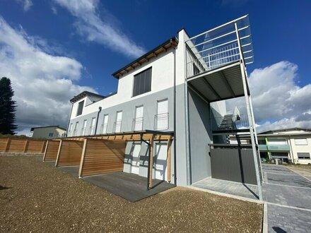 Hochburg Ach: Exklusive 3-Zimmer-Dachgeschosswohnung
