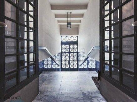 Elegante Stilaltbauwohnung im top-sanierten Haus! BETONGOLD! Anlagewohnung unbefristet vermietet!