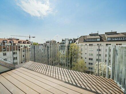 TOP 3-Zimmer DG Wohnung mit Balkon in 1080 zu vermieten!