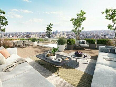 Maisonette mit zwei genialen Terrassen