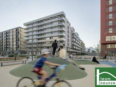 !!HIER GEHT EINEM DAS WÜNSCHEN AUS - Wunderschöne 2-Zimmer-Wohnung mit Balkon/Loggia + Einbauküche + Fußbodenheizung -…