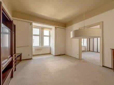 ++NEU++ Renovierungsbedürftige 2-3 Zimmer Altbauwohnung, toller STILALTBAU! viel Potenzial!