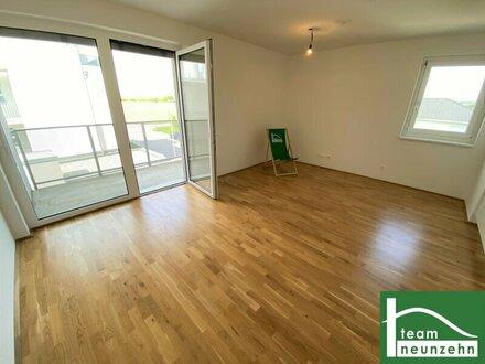 Idyllische Umgebung! Moderne Erstbezugswohnung in ruhiger Lage! Wohlfühlen garantiert! 2-Zimmer + Garagenplatz!