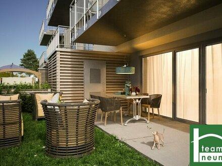 ! PROVISONSFREI ! – Traumhafte Reihenhäuser in Premiumlage – Dachterrasse, Garten uvm.