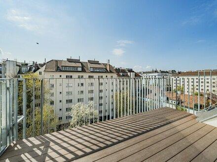Moderne 3-Zimmer DG Wohnung mit Balkon in 1080 zu vermieten!