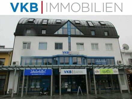 Single-Mietwohnung am Hauptplatz Traun