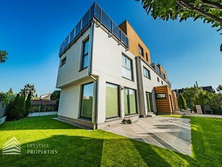 Wunderschönes, möbliertes Einfamilienhaus mit schönem Garten, Nähe Alte Donau