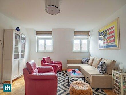 Vollmöblierte 2 Zimmer Wohnung in guter Lage