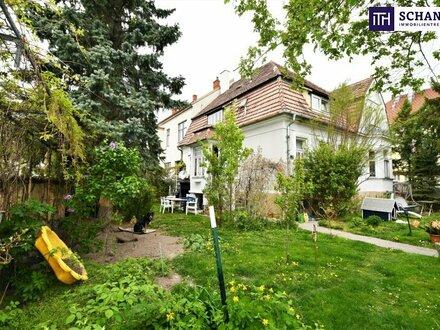 TOP Gelegenheit! Sanierungsbedürftige Villa mit Charme und großem Garten in toller Lage in Korneuburg! Verwirklichen Si…