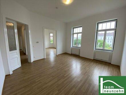 Sanierter Altbau! Schöne 2-Zimmer-Wohnung im Altbaustil! Tolle Infrastruktur! Nähe U6!