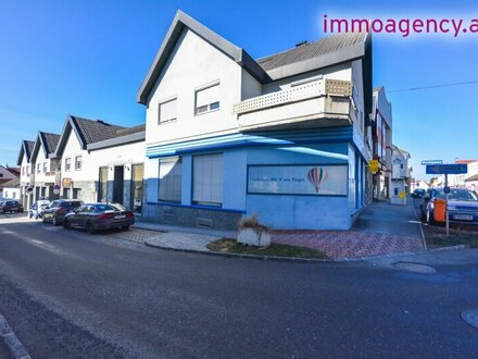 Geschäftslokal / Büro im Zentrum von Großpetersdorf