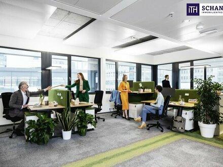 Individuelle Bürogestaltung! MEHR ALS NUR EIN BÜRO! Arbeit & Lifestyle vereint! Social Networking direkt am Arbeitsplat…