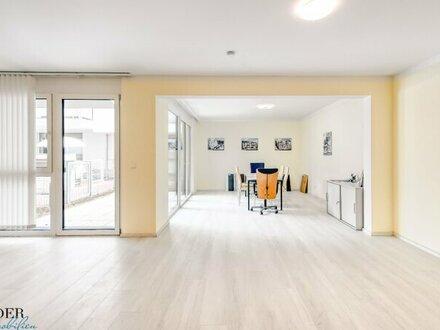 Provisionsfrei!!! Moderne Terrassen/Garten-Wohnung zum Wohnen oder als Ordi!