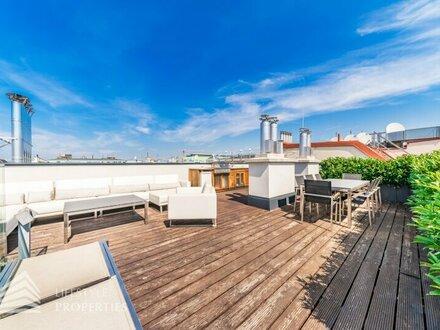 Luxuriöses 4-Zimmer Penthouse im Herzen der Innenstadt