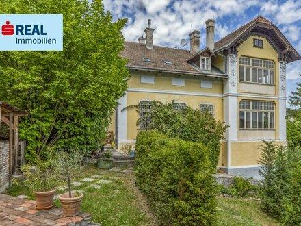 Jahrhundertwende Villa im wunderschönen Wienerwald