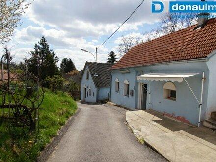 2276 Katzelsdorf Ehemaliges Presshaus mit Strom-, Kanal- und Wasseranschluss