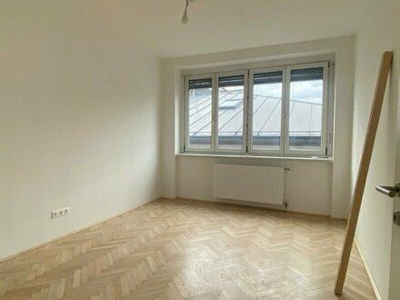 Frisch saniere 2-Zimmer-Wohnung im Stadtteil Nonntal