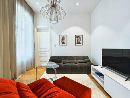 Generalsanierte Luxus-Traumwohnung zum Erstbezug Nähe Stadtpark