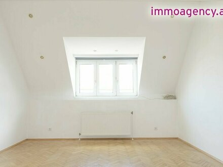 Sonnige Dachgeschoss-Maisonette nahe der Schmelz - super angebunden!