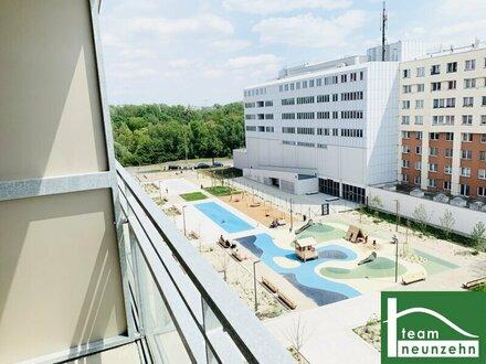 GEMÜTLICHKEIT KENNT KEINE GRENZEN - 2 Zimmer Neubau-Erstbezugswohnung mit traumhaftem Balkon/Loggia! - PROVISIONSFREI
