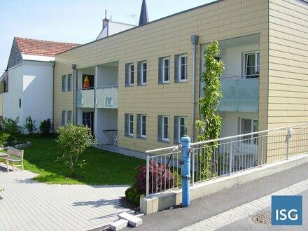 Objekt 594: 2-Zimmerwohnung im Betreubaren Wohnen in Riedau, Marktplatz 84/85, Top 3