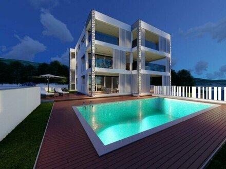KRK - Exkl.Dachterrassen-Apartment auf der Sonneninsel als Anlage sowie Eigennutz