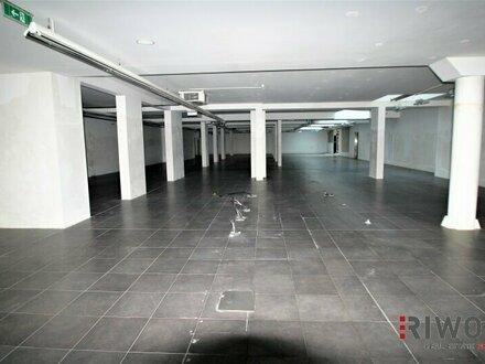 Barrierefreies Geschäftslokal mit 970m²