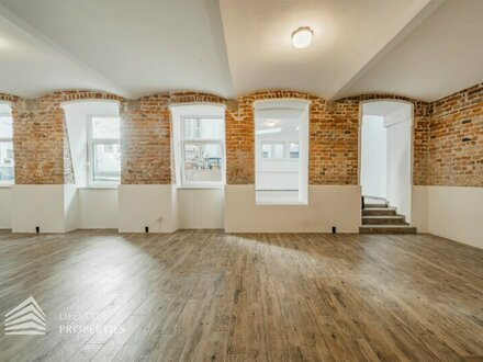 Exklusives 4-Zimmer Büroloft mit Wohnmöglichkeit, Nähe Karl-Kantner-Park