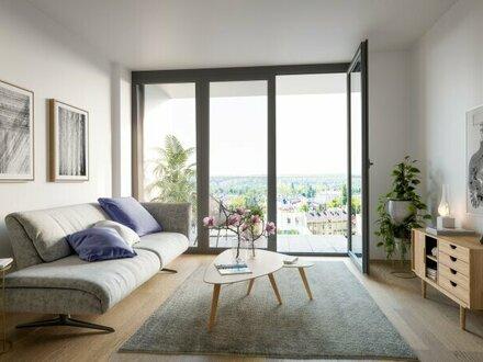Erstbezug! Bemerkenswerte 4-Zimmerwohnung in Penzing