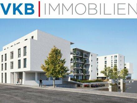 4-Zimmer Neubauwohnung mit Balkon im VKB Park Mercurius-ca. Anfang 2023